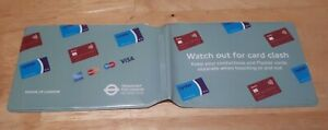 TfL Oyster Card ticket wallet