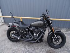 ALL NEW 2018 HARLEY-DAVIDSON FAT BOB BOBBER CUSTOM SISSY BAR