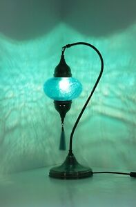 Turkish bedside lamp table lamp.