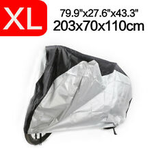 XL Bike Bicycle Cycle Rain Cover Waterproof Dust Garage Outdoor Scooter Protect