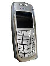 NOKIA 3120B Cingular GSM GRAY AND BLUE Cellphone Type RH50 Free Ship