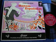 Ruggiero Ricci-violin/Sarasate-Danzas Espanolas/Mono LP/London LL 962/MINT-*
