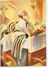 POSTCARD / S. SEEBERGER / ISRAEL / GRAND PARDON / YOM KIPPOUR