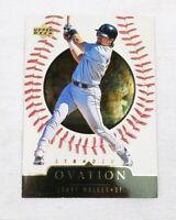 1999 Upper Deck Ovation Standing/500 #5 Larry Walker Colorado Rockies Card