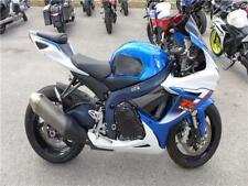 2011 Suzuki GSX-R Sport bike
