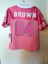 best service b8647 ac86d Antonio Brown NFL Fan Jerseys for sale | eBay