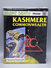 Silent Death House Kashmere Commonwealth RPG Roleplaying Game Book ICE 7217