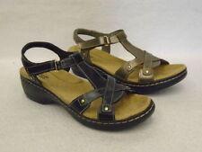 Sandali e scarpe casual nero per il mare da donna