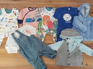boys 3-6 months autumn winter bundle outfits Next Ted Baker M&S