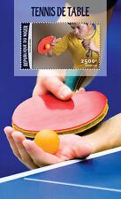 Niger 2016 neuf sans charnière tennis de table 1v s/s sports timbres