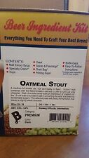 Brewers Best Oatmeal Stout Beer Making Kit, Beer Ingredient Kit, Beer Kit