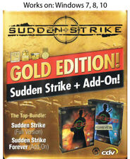 Sudden Strike Gold PC Game