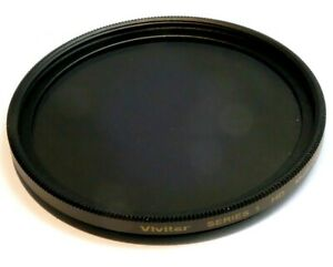 Vivitar series 1 49mm NDx8 threaded screw in filter thin profile wide angle