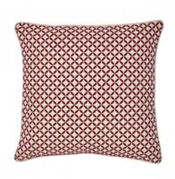 Christy Penzance Magenta, Filled Cushion 45x45cm