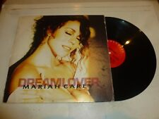 "MARIAH CAREY - Dreamlover - Morales Remixes - 1993 US 5-track 12"" Vinyl Single"