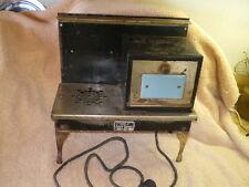 """Lady Junior"" Antique Childs Electric Stove, Metropolitan Mfg #265"