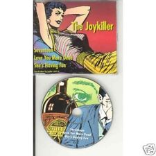 The JOYKILLER Seventeen LIMITED UK CD Single T.S.O.L.  SEALED USA GUN CLUB