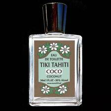 EAU DE TOILETTE MONOI TIKI 30 ML PARFUM NOIX DE COCO TAHITI (SANS SPRAY)