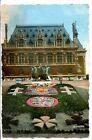 CP 62 - PAS-DE-CALAIS - Calais - Partie de l'Hôtel de Ville et mosaïque