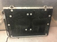MERCEDES AC CONDENSER RADIATOR C CLASS W202 2.2 220 CDI A/C AIR CON RAD OEM