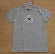 T-shirts et hauts gris coton mélangé pour garçon de 2 à 16 ans