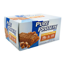 PURE PROTEIN Pure Protein Bar- Peanut Butter Caramel - 6 (57 g) Bars