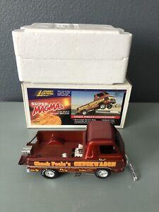 Chuck Poole's 1964 Dodge Chuck Wagon 1:24 Die Cast Johnny Lightning NHRA
