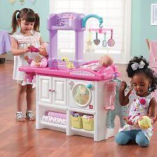 Children Pre School Play Set Pretend Toy Mini Nursery for Girl Baby Doll Toddler