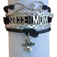 Soccer Mom Bracelet, Soccer Moms Jewelry, Perfect Soccer Mom Gifts