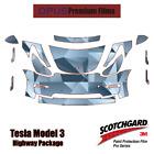 3M PRO Series PreCut Paint Protection Kit for Tesla Model 3 2017-2021
