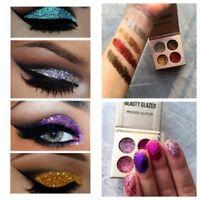 Eyeshadow Palette Makeup Cream Eye Shadow Shimmer Set 4 Colors Matte Cosmetic