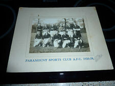 Sports Unframed Collectable Antique Photographs (Pre-1940)