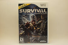 Cabela's Survival Shadows of Katmai (Nintendo Wii, 2011)
