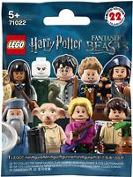 LEGO MINIFIGURAS  HARRY POTTER  &  FANTASTIC BEASTS  Ref 71022 - LEGO 100X100