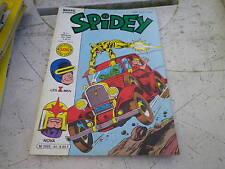 SPIDEY n° 41 très bon état, comme neuf. Le journal de SPIDER MAN de 1983