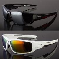 New POLARIZED Vertex Mens Anti Glare Fishing Cycling Driving Sport Sunglasses