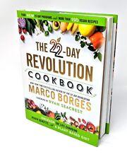 22-Day Revolution Cookbook ~ Ultimate Resource ~ Marco Borges HC/DJ