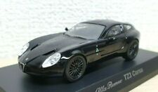 1/64 Kyosho Alfa Romeo TZ3 CORSA BLACK diecast car model