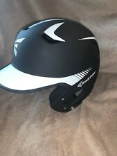 Easton Baseball Z5 Batting Helmet Grip 2Tone 6 7/8 - 7 5/8 Black/White
