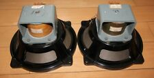 "matched pair 10"" L2553 GGB VEB fieldcoil fullrange speakers"
