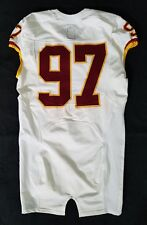 #97 of Washington Redskins Nike Game Issued Worn Without Nameplate Jersey