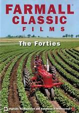 Farmall Classic Films The Fourties DVD NEW Cub tractor International Harvester