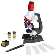 Scientifico Microscopio Strumento Microscopio Gioco per Ragazzi e Ragazze (a2l)