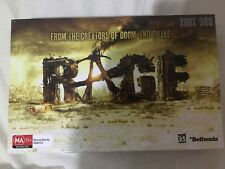 RAGE EB GAMES SPECIAL COLLECTOR'S EDITION XBOX 360 NEW