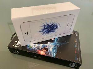 NEW Apple iPhone SE - 32GB - Silver (Unlocked) A1723 (CDMA + GSM)
