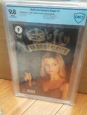 Buffy the Vampire Slayer #1 CBCS 9.8 Exclusive Cover