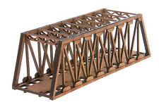 N-BR006 Single Track Long Girder Rail Bridge N Gauge Model Laser Cut Kit