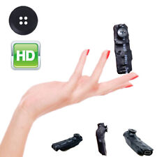 3 hours Battery Button body covert lens DIY 960P HD Video Audio camera recorder
