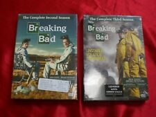Breaking Bad The Complete Second and Third Season DVD NEW!