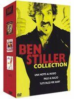 Ben Stiller Collection - Cofanetto 3 Dvd - Nuovo Sigillato